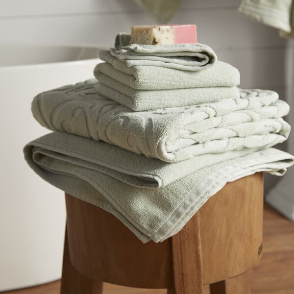 Durrah 6 Piece 100% Cotton Towel Set by Willa Arlo Interiors